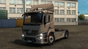 New trucks for Euro Truck Simulator 2
