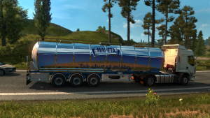 Trailers and cargo for Euro Truck Simulator 2