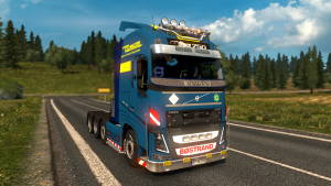Tuning for Euro Truck Simulator 2