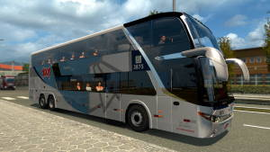 Buses for Euro Truck Simulator 2