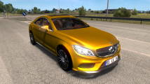Мод Mercedes-Benz CLS 350d 4Matic 2017 для ETS 2