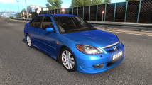 Mod Honda Civic 7 for ETS 2