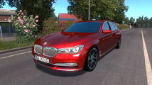 Mod BMW 750Ld xDrivе for ETS 2