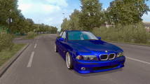 Mod BMW M5 E39 for ETS 2
