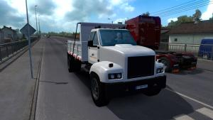Mod Truck & Bus Traffic Pack from GTA 5 for ETS 2