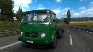 Mod Mercedes-Benz LP-331 for ETS 2