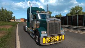 Mod Kenworth W900B for ETS 2