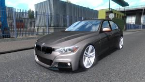 Mod BMW F30 M for ETS 2