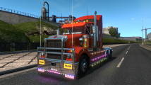 Mod Kenworth T408 SAR for ETS 2
