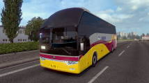 Мод Yutong ZK6122H9 для ETS 2