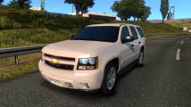 Mod Chevrolet Tahoe 2007 for ETS 2