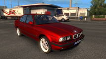 Mod BMW 5-Series E34 for ETS 2