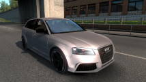 Mod Audi RS3 Sportback for ETS 2