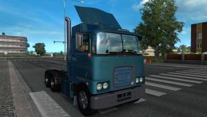 Mod Mack F700 for ETS 2