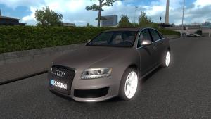 Mod Audi RS6 for ETS 2