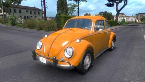 Mod Volkswagen Beetle for ETS 2