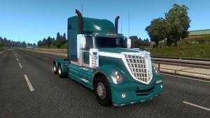 Mod International LoneStar for ETS 2