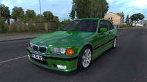 Mod BMW 3-Series E36 Compact for ETS 2
