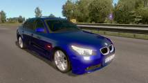 Mod BMW 5-Series E60 for ETS 2