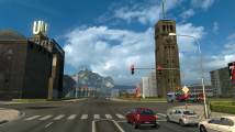 Mod Mario map for ETS 2