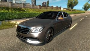 Mod Mercedes-Benz S650 Maybach for ETS 2