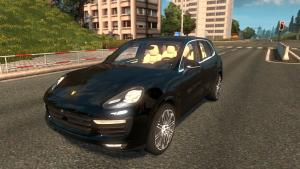 Mod Porsche Cayenne Turbo S for ETS 2