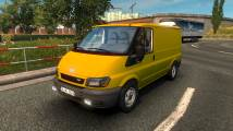 Mod Ford Transit MK6 for ETS 2
