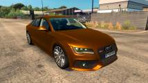 Mod Audi RS7 for ETS 2