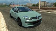 Mod Renault Megane III RS for ETS 2