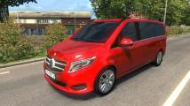 Mod Mercedes-Benz Vito V-Class for ETS 2