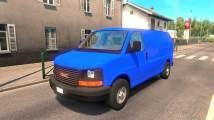 Mod GMC Savana for ETS 2