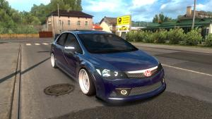Mod Honda Civic FD6 for ETS 2