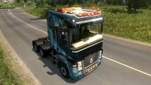 Mod Britax flashing lights for ETS 2