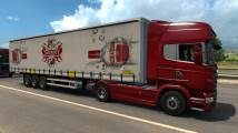 Mod Trailers Traffic Pack for ETS 2
