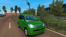 Mod Toyota Avanza for ETS 2