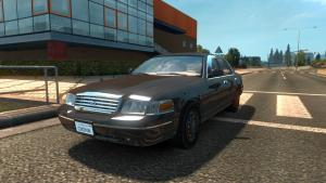 Mod Ford Crown Victoria for ETS 2