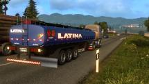 Mod Pak trailers RC.Team for ETS 2