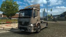 Mod Mercedes-Benz Antos 1840 for ETS 2