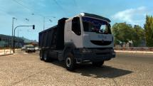 Mod Renault Kerax for ETS 2