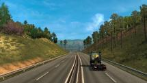 Mod Spring Weather for ETS 2