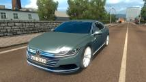 Mod Volkswagen Passat CC and Arteon for ETS 2
