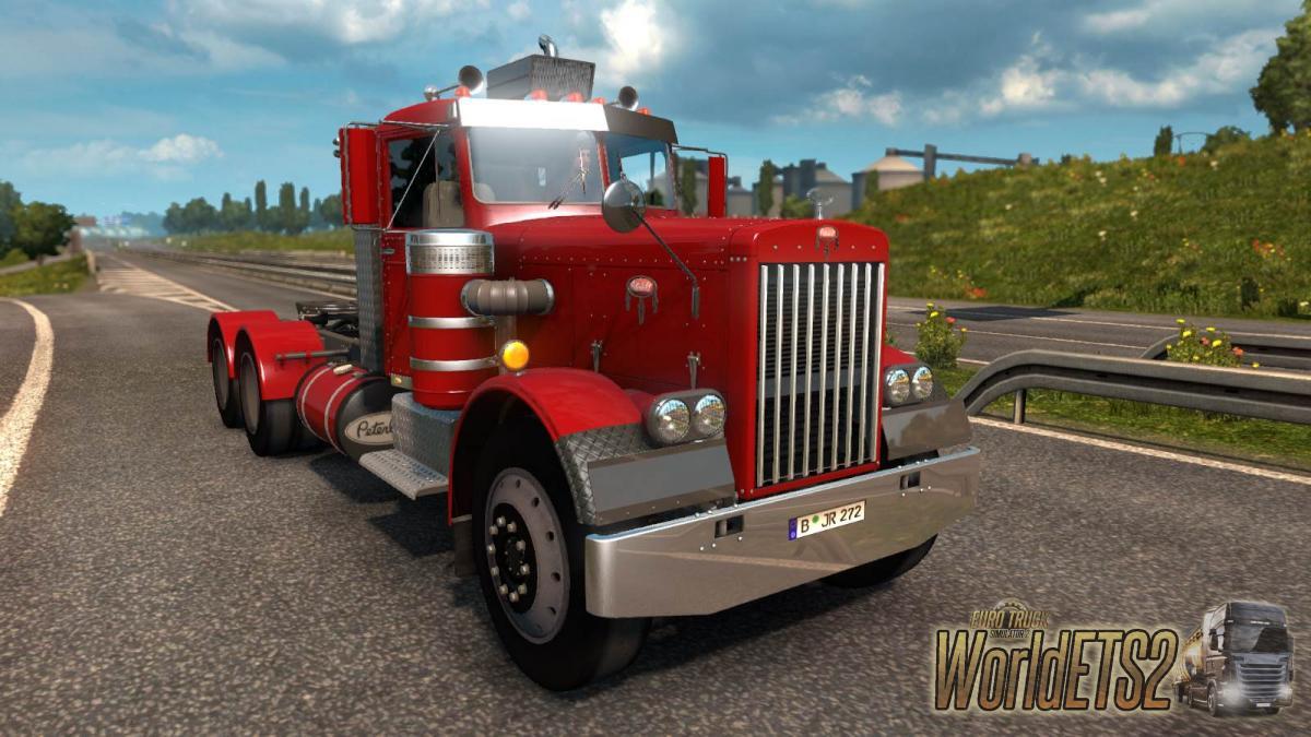 Trucks Peterbilt 281 And 351 For Euro Truck Simulator 2