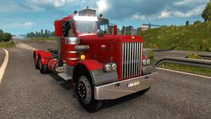 Mod Peterbilt 281 and 351 for ETS 2
