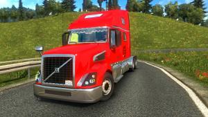 Mod Volvo VNL Series - Truck Shop for ETS 2