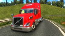 Мод Volvo VNL Series - Truck Shop для ETS 2