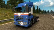 Мод Mitsubishi Fuso Super Great для ETS 2
