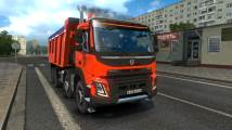Mod Volvo FMX 8x4 for ETS 2