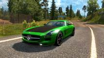 Mod Sports cars in traffic for ETS 2