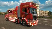 Mod Tow truck Scania Streamline for ETS 2