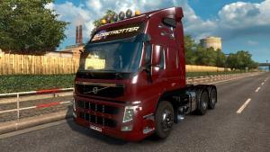 Мод Volvo FM13 для ETS 2